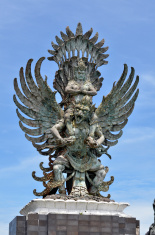 Hindu Statue of Garuda