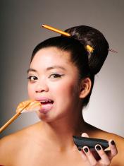 Tasting Sushi