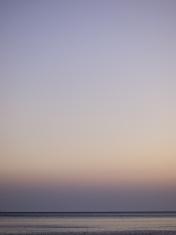 Warm Mediterranean Sunset