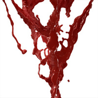 Blood Splashing