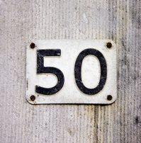 house number 50