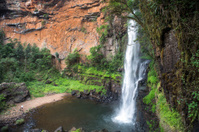 Lone Creek Waterfall