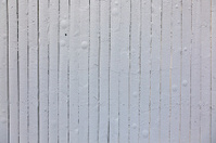 grey wooden fence