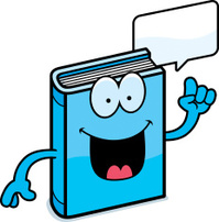 Cartoon Book Talking