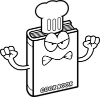 Angry Cartoon Cookbook