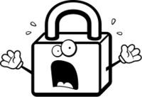 Scared Lock