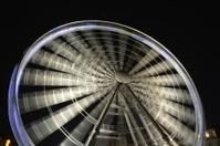Big wheel in motion