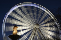 Big Wheel in Budapest