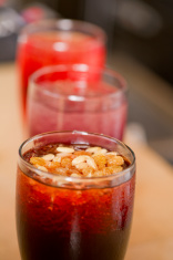 Arabian juice of jallab served in holy month ramadan
