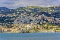 Genova waterfront, Italy