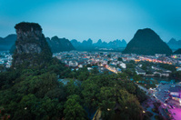 Yangshuo Nightscape