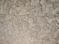 Interesting wall texture