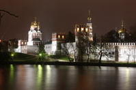 Novodevichy Convent monastery, Moscow, Russia