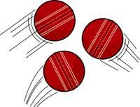 Cricket ball swoosh