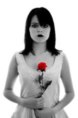 Goth Bride