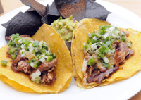 Carnita Taco Beginning