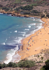 Beach bay