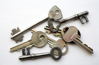 Different kind of keys