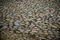 Coloured cobbles