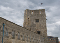 Haunted Oxford Castle