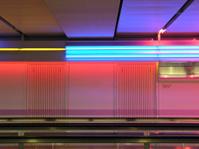 Neon Walkway