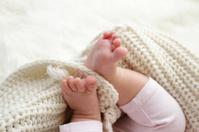 Newborn Baby Feet