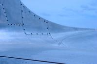 Jet Airplane Skin Detail 2