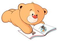 stuffed toy bear cub cartoon
