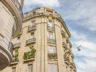 San Telmo Buildings in Buenos Aires