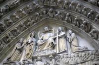 Notre Dame facade, Paris