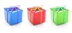 Christmas Giftboxes