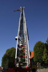 Fire department ladder