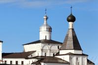 Monastery Russia Vologda Ferapontovo