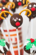 Homemade christmas cookies - gingerbread