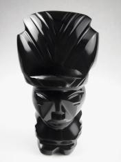 Black Onyx Idol from Mexico
