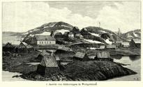 19th Century Sukkertoppen Greenland
