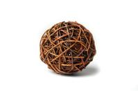 Woven ball