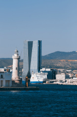 Harbor in Marseille