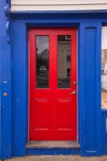 Doors of Lunenburg Nova Scotia