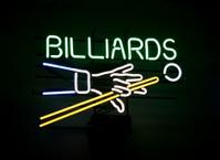 Pool Hall Series: Billiards.