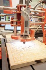 electronic fret saw