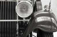 Czech antique car