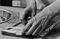 Making papirus