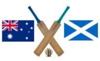 Australia VS Scotland