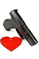 Air gun pistol