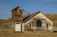 Abandoned Alberta Church