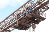 type of bearing metal structures of gantry crane