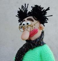 Puppet gentleman