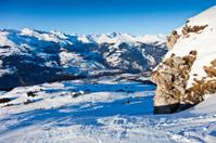 Ski Piste in Obersaxen