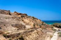 Old Ruins by the Mediterranean Sea - Israel (Ashkelon)